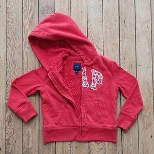GAP Shirts & Tops - GAP girls hoodie sweatshirt